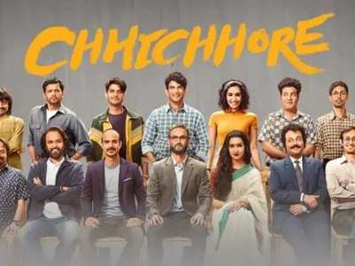 'Chhichhore' box-office collection Day 9