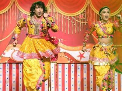 Shantanu: Robotics dance was a big challenge