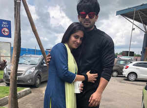 Dipika shares a throwback pic with Shoaib