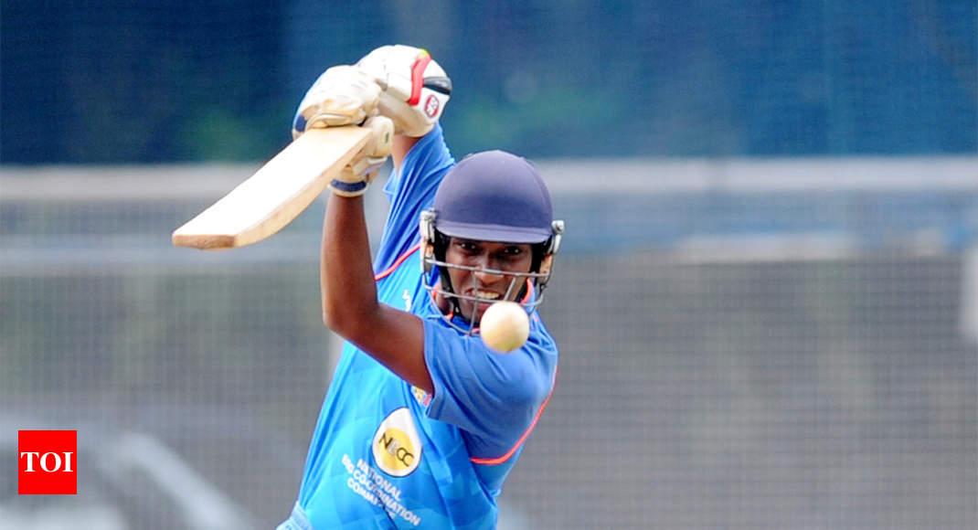 Герой Кубка Азии U19 Атхарва посвящает свое покойное шоу покойному отцу | Крикет Новости