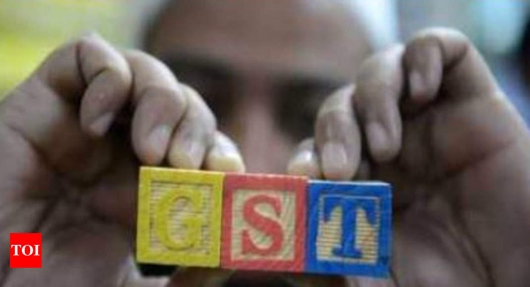 Government looks to plug GST leaks, boost collections; meet on Friday - Times of India