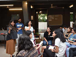 Travel confessions and storytelling event organised in Gurgaon