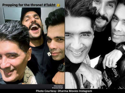Takht: Ranveer preps to take over the throne