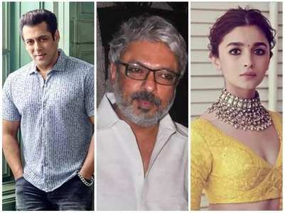 Salman refused to kiss Alia in 'Inshallah'?