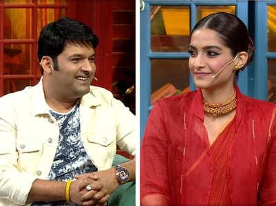 TKSS: Sonam calls her husband her lucky charm