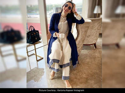 Karisma is all-smiles in her latest click