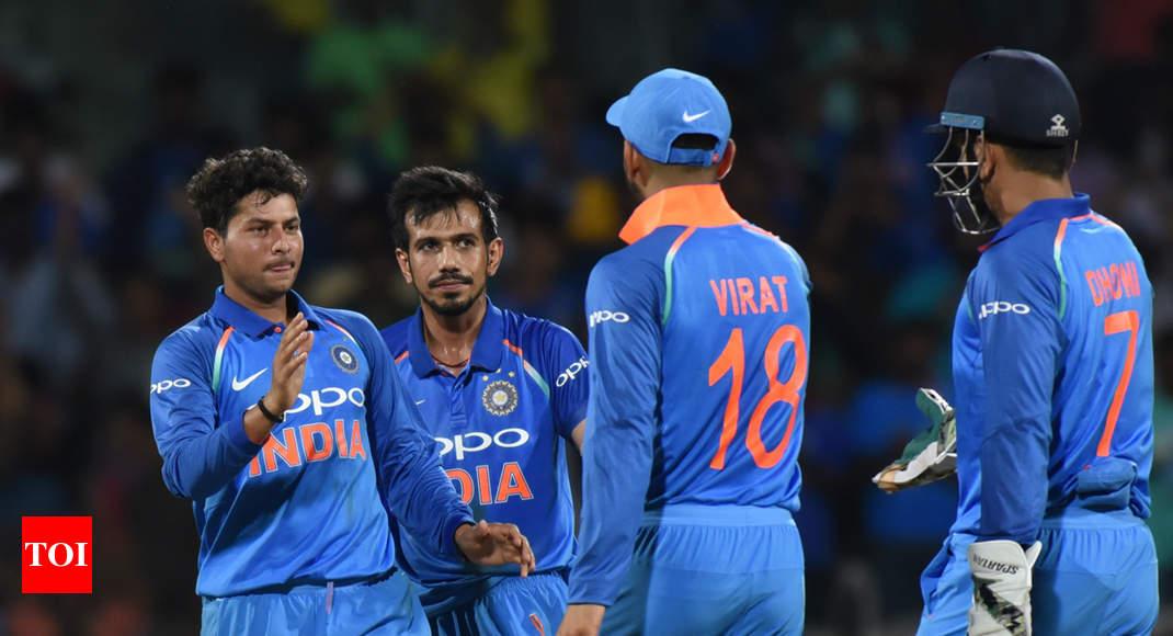 Индия смотрит за Кулдип, Чахал, чтобы добавить глубину ватина для Кубка мира T20? | Крикет Новости