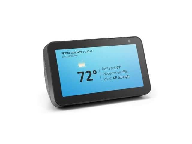 Amazon Echo Show 5 available at $25 discount