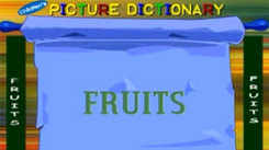 Children English Nursery Story 'Fruits Name' - Kids Nursery Stories In English