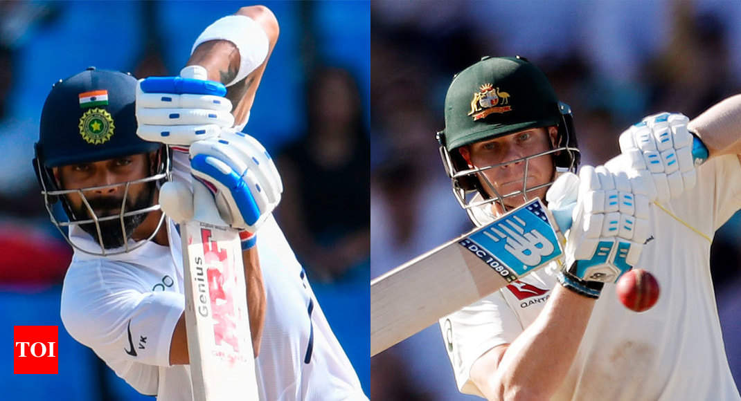 ICC Test Rankings: Virat Kohli holds on to second spot, Steve Smith retains number one position