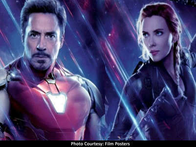Robert to reprise Iron Man in 'Black Widow'?