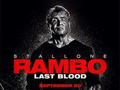 Movie Review: Rambo: Last Blood - 3.0/5