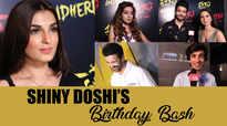 Jamai Raja actress Shiny Doshi rings in birthday with family and friends