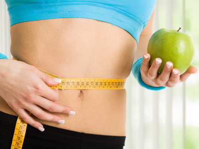 Lose 1-inch of belly fat in 6 weeks