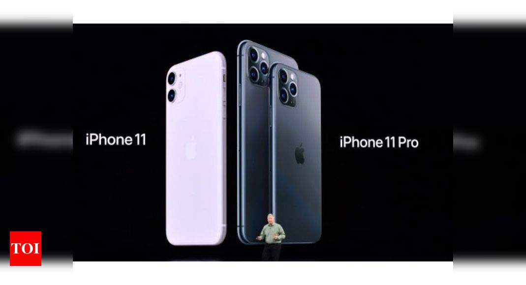 Iphone 11 Ram And Battery Apple Iphone 11 11 Pro And 11 Pro Max Ram Details Revealed Once Again Refutes Previous Claims Times Of India