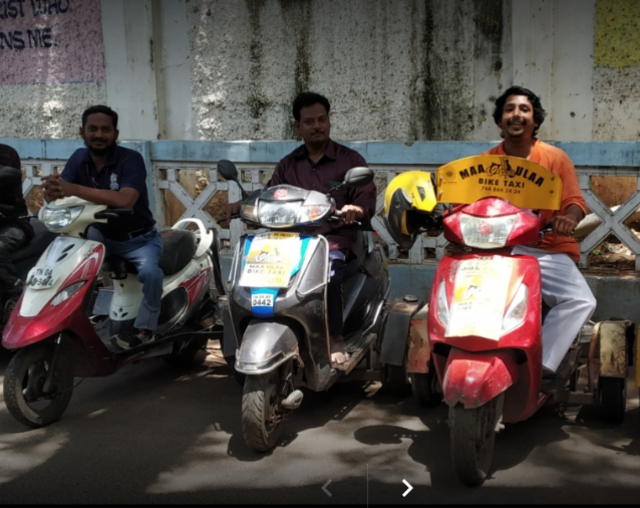 Trichy: Disabled people launch bike taxis in city