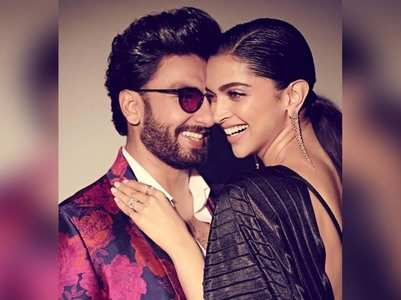 Ranveer's reply on Deepika's Instagram post