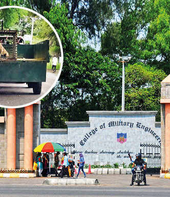Stray dogs go missing from CME campus