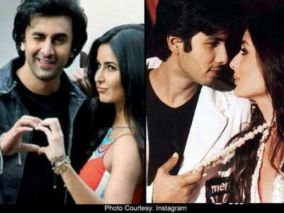 Bollywood ex-lovers who reunited on set!