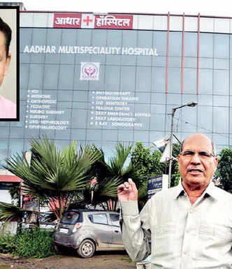 Year after patient died, 15 from Narhe hospital booked for negligence