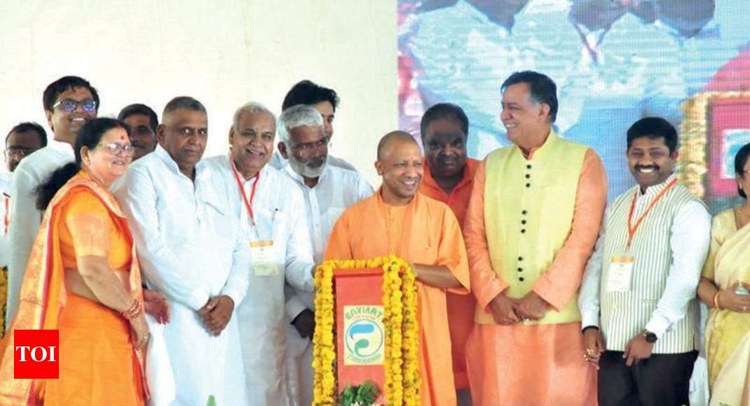 Government will restore Kanpur's pristine glory, says CM Yogi Adityanath - Times of India