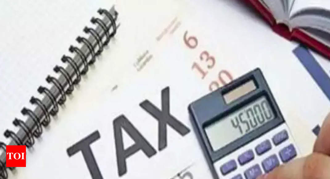 Lucknow civic body to double house tax to stave off funds crunch - Times of India