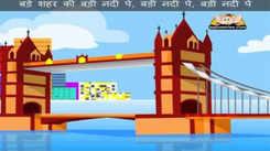 Children Hindi Nursery Rhyme 'Badey Shehar Ki Badi Nadi' - Kids Nursery Rhymes In Hindi