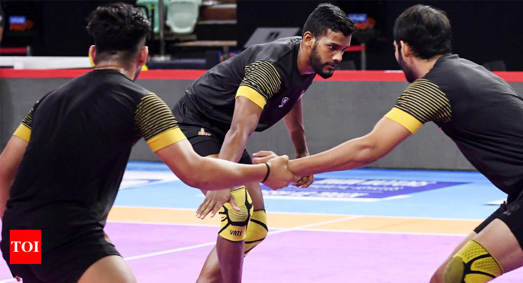 New cars, tattoos: The lifestyles of India's kabaddi millionaires - Times of India