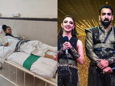 Nach Baliye 9: Contestants who got hurt on the sets