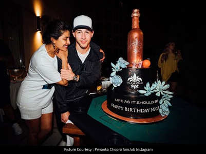 PeeCee's gigantic birthday surprise for Nick