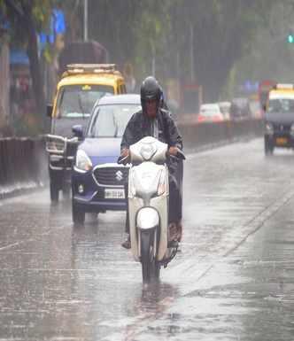 IMD predicts very heavy rain in Mumbai from Thursday
