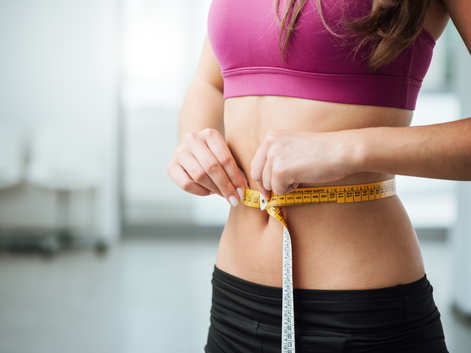 What happens to your body fat after weight loss?
