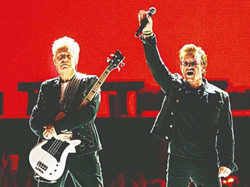 U2 Photo: Olaf Heine