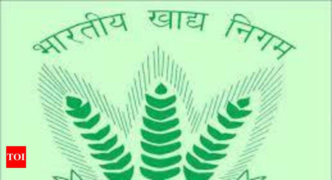 FCI Steno and Typist skill test admit card 2019 for North Zone candidates released