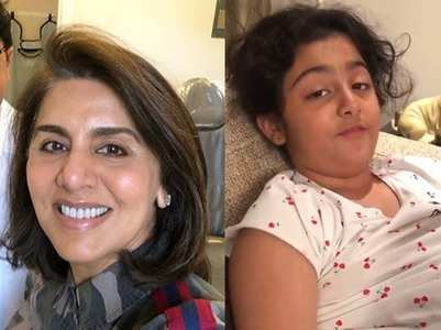 Ranbir's niece Samara on Delhi's dengue issue