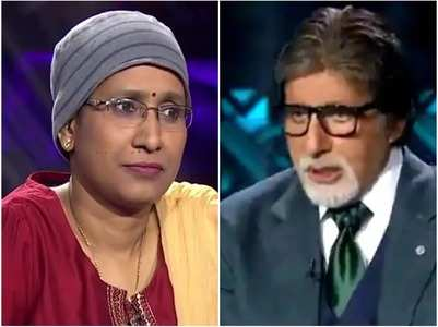 KBC 11: Big B gets emotional