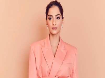 3 times when 'Anand' proved lucky for Sonam