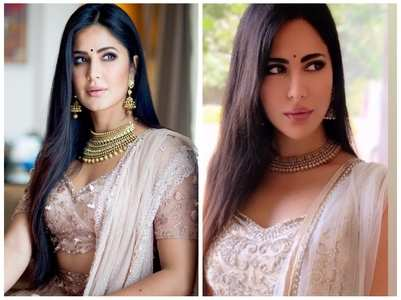 PHOTOS: Meet Katrina Kaif's lookalike