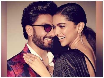 Ranveer calls Deepika 'sexy' on Instagram