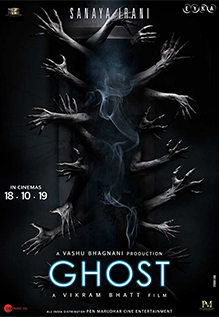 Ghost Movie Showtimes Review Songs Trailer Posters News Videos Etimes