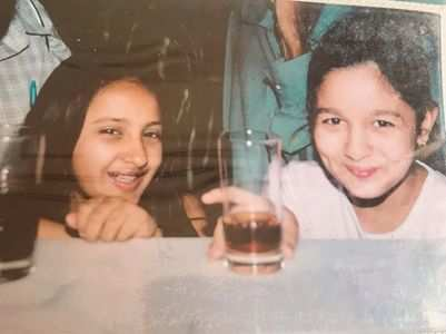Alia wishes her bestie Akansha on her B'day