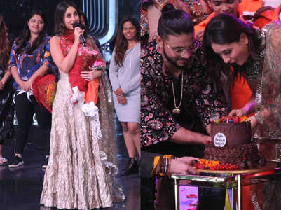 DID 7: Kareena celebrates b'day on the sets