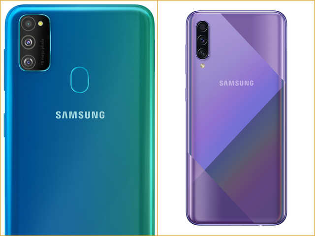Galaxy M30s vs Galaxy A50s: How Samsung's two latest smartphones compare