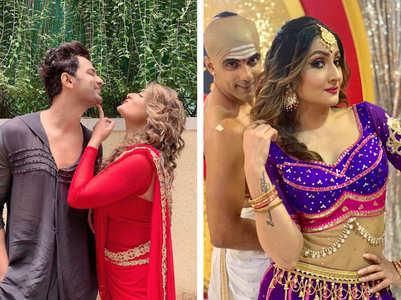 Nach Baliye: Urvashi, Anuj's new dance them