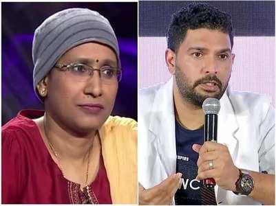 KBC: Yuvraj salutes Aarti Kumari's spirit