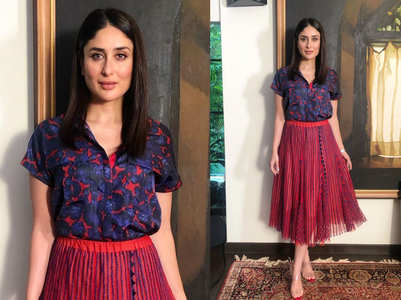 Kareena Kapoor just wore the hottest heel trend!