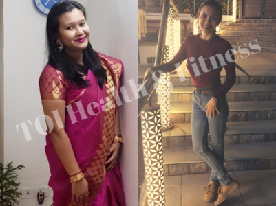 """Weight loss story: """"I was 31-year-old and had started looking double my age!"""""""