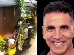 Green auto spotted in Mumbai by Akshay Kumar. Picture goes viral!