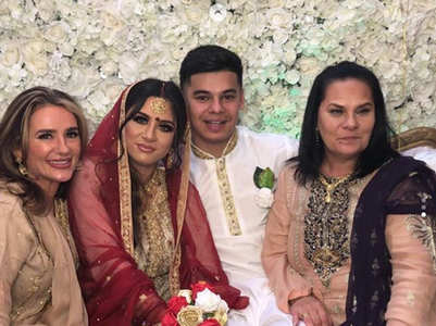 Zayn Malik's 17-yr-old sister gets married