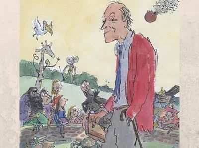 10 invaluable quotes by Roald Dahl